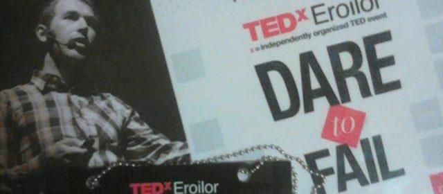 TEDx Eroilor Cluj: Povești despre eșec, povești despre succes