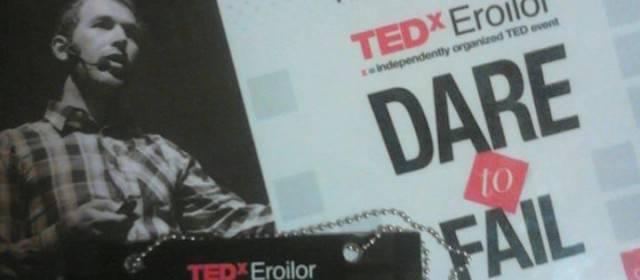 TEDx Eroilor Cluj: ce și cum am spus în lumina reflectoarelor (Video)