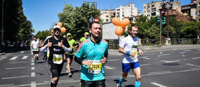 Bucharest Half Marathon – din nou pacer și mai vreau! :)