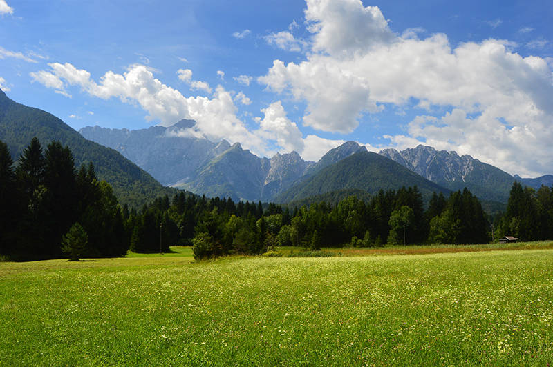 Welcome to Slovenia!
