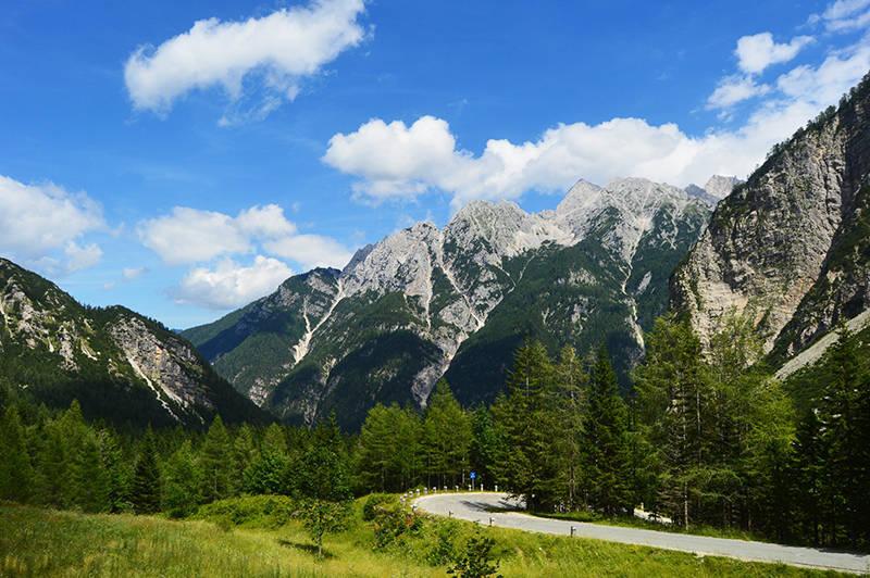 Ultima parte a Alpilor