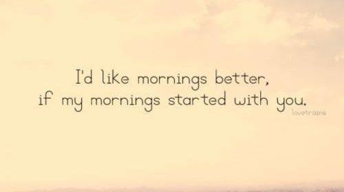 Dimineți în doi