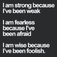 Puterea slăbiciunii