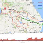 Cum am descoperit Caucazul pe bicicleta