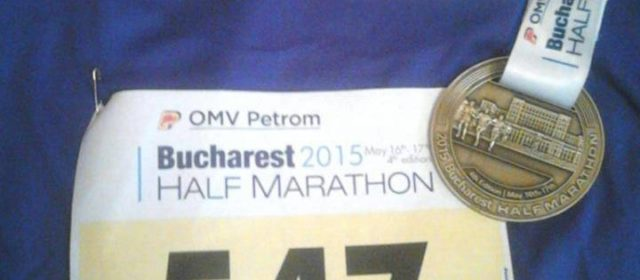 Bucharest International HalfMarathon: Poveste de Pacemaker