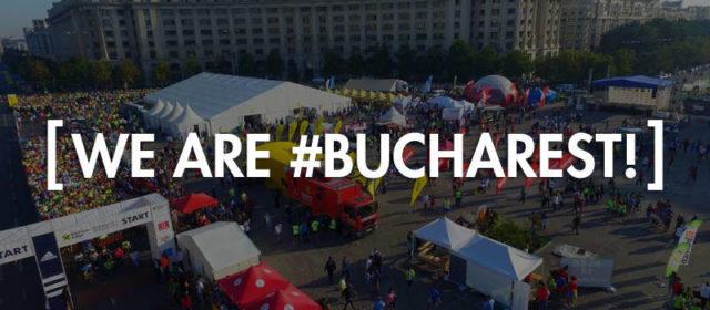 Frustrați razna prin București