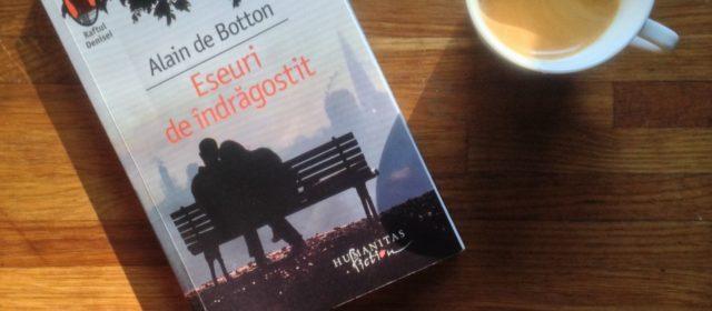 [citesc] Eseuri de îndrăgostit, Alain de Botton